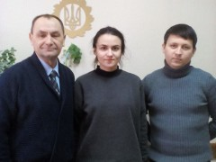 захисниця України з Батальйону «Айдар»